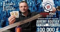 Image de couverture de l'article Interview exclusive de Jérémy Routier, vainqueur de la Grande Finale WiPT