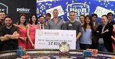 Image de couverture de l'article Super HR Bowl : Justin Bonomo triomphe en Chine, Fedor Holz perd 1.5M$