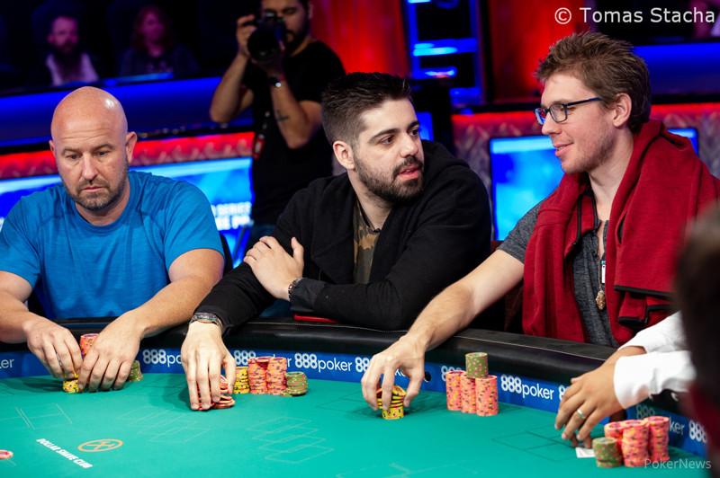 Image de couverture de l'article WSOP reportés, EPT sûrement aussi… Coronavirus et poker, chance ou malédiction ?