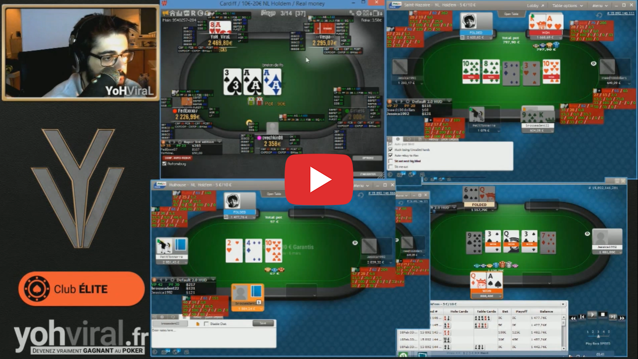 Image de couverture de l'article Décryptage du bluff river en Cash Game Highstakes (Highlights #45)