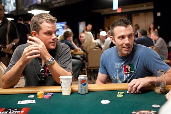 Image de couverture de l'article Les plus grandes stars qui jouent au poker