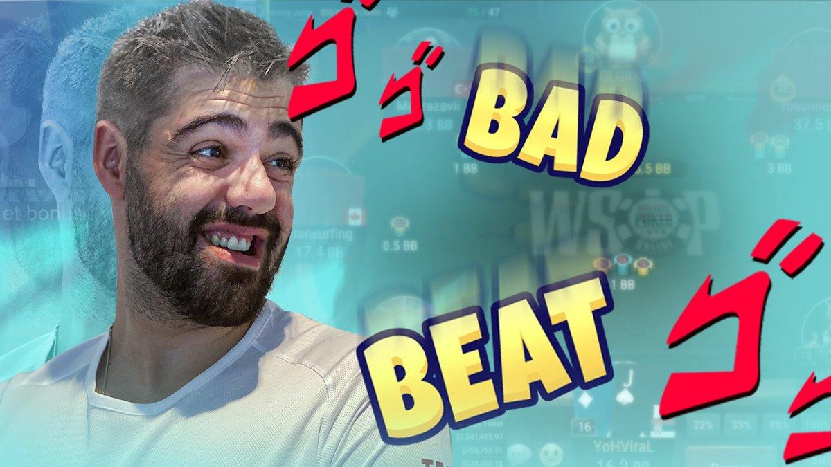 Image de couverture de l'article Les pires bad beats de l'histoire du poker