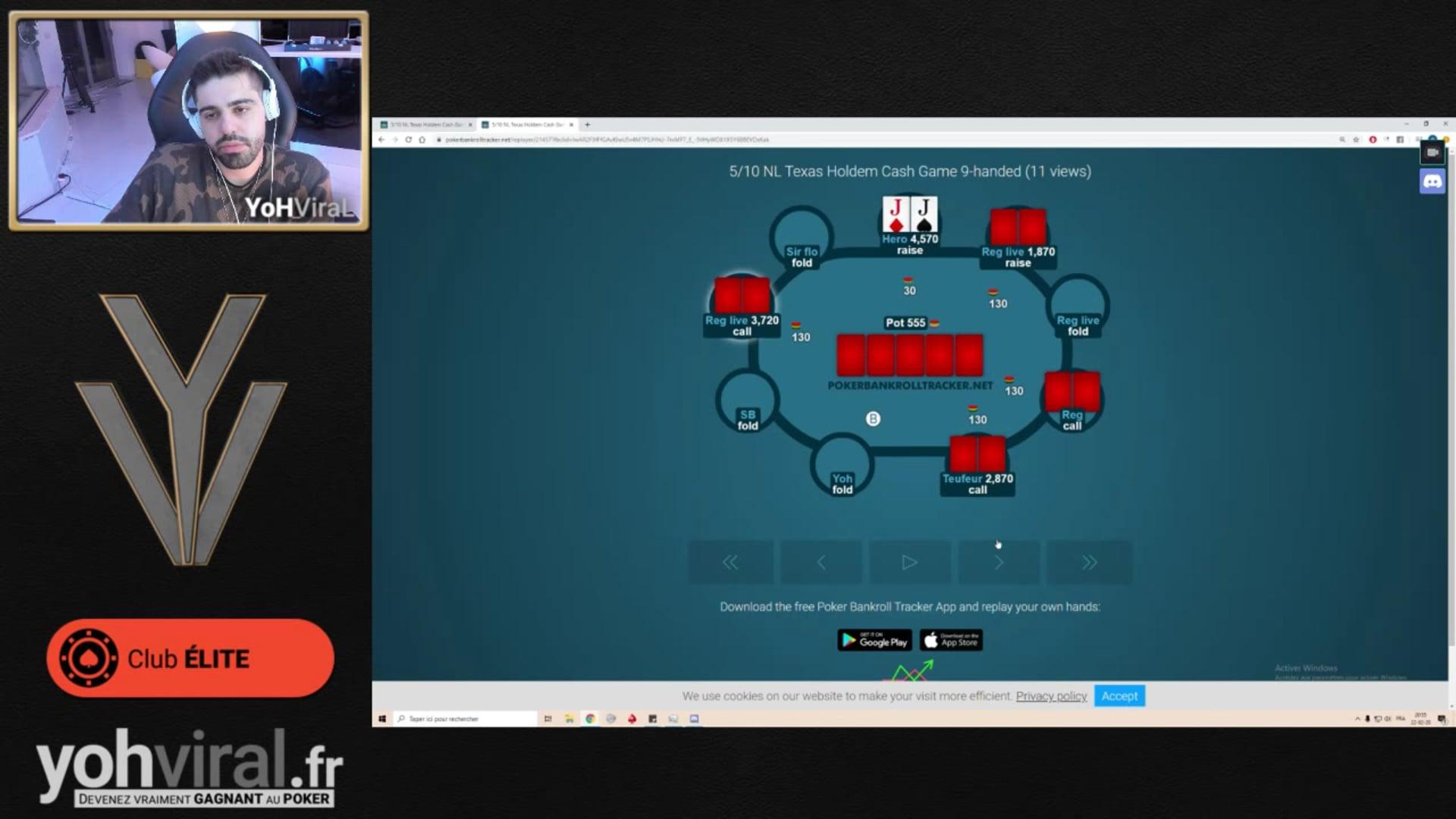 Image de couverture de l'article Comment utiliser les replays de vos sessions poker